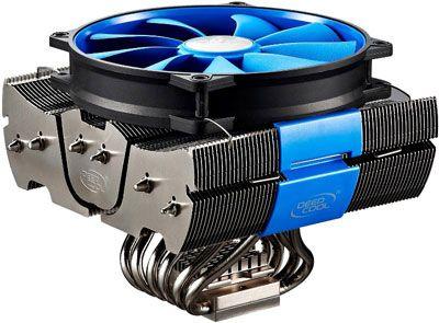 Кулер - одна из систем охлаждения процессора