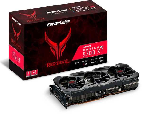PowerColor Red Devil AXRX 5700XT